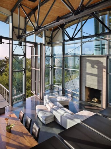 Modern Family House in Seattle 9