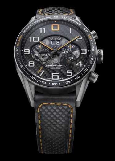 New McLaren Inspired Timepiece from TAG Heuer 1