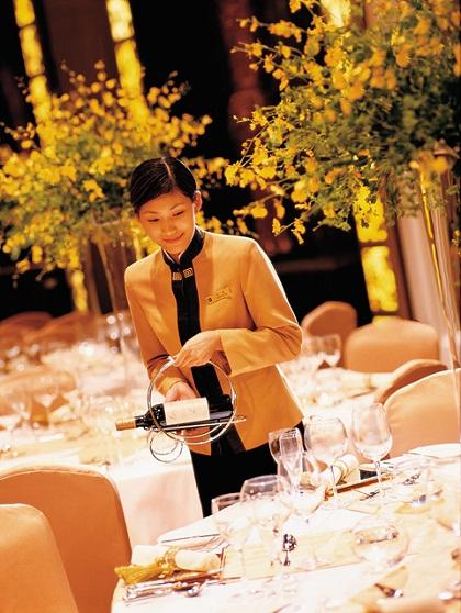 New Shangri-La Hotel in Nanchang, China