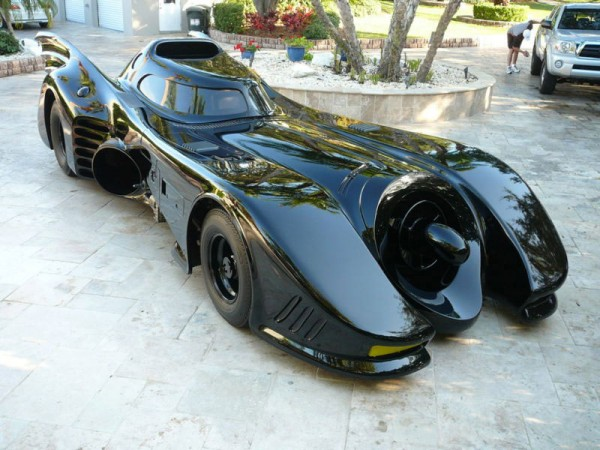 Original Batmobile Sold 2
