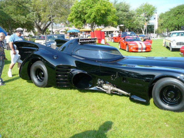 Original Batmobile Sold 4