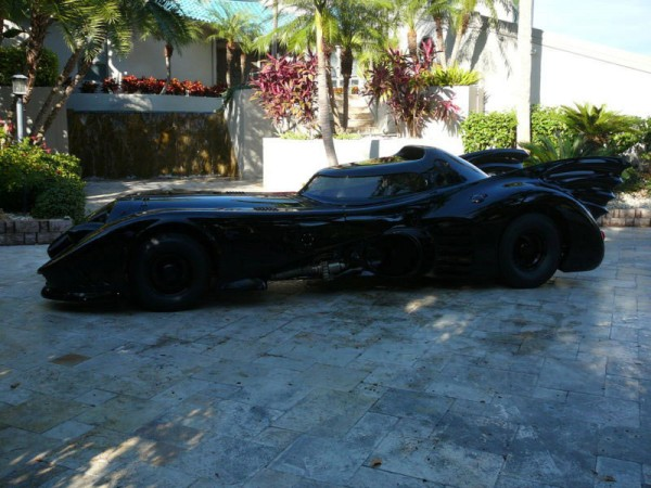 Original Batmobile Sold