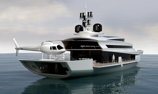 Paradigm 180 Luxury Yacht 1
