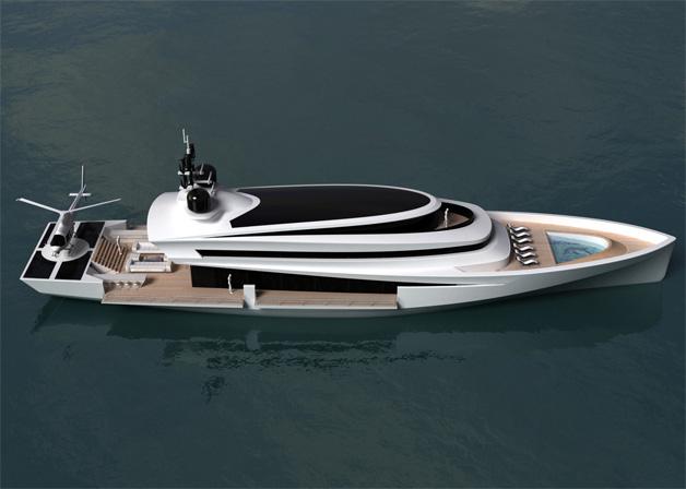 Paradigm 180 Luxury Yacht 10