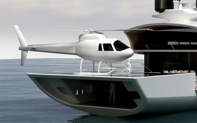 Paradigm 180 Luxury Yacht 2