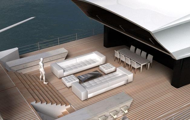 Paradigm 180 Luxury Yacht 5