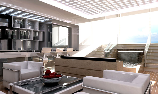 Paradigm 180 Luxury Yacht 7