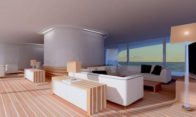 Paradigm 180 Luxury Yacht 8