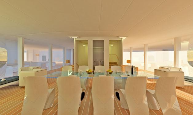Paradigm 180 Luxury Yacht 9
