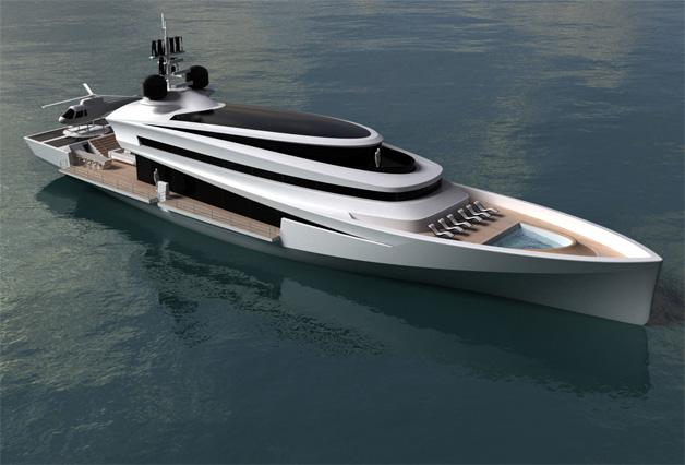 Paradigm 180 Luxury Yacht