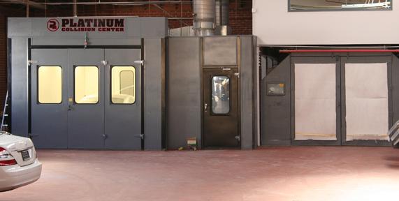 Platinum Collision Center - Inside Look 10