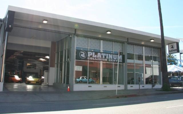 Platinum Collision Center - Inside Look 3