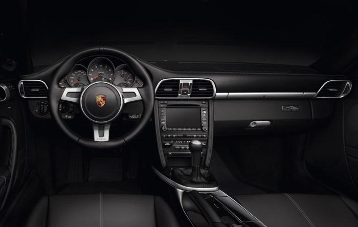 Porsche 911 Black Edition Is Ready to Impress 1