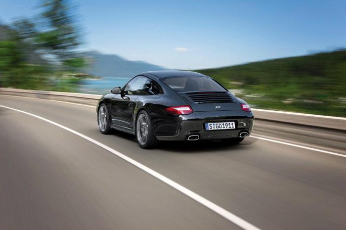 Porsche 911 Black Edition Is Ready to Impress 3