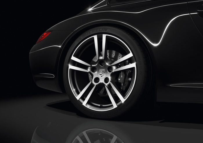 Porsche 911 Black Edition Is Ready to Impress 7