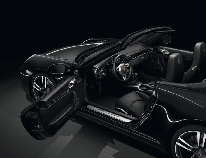 Porsche 911 Black Edition Is Ready to Impress 8