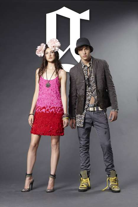 Skateboard Fashion for Couples
