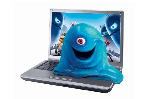 Sony Vaio 3D Laptop