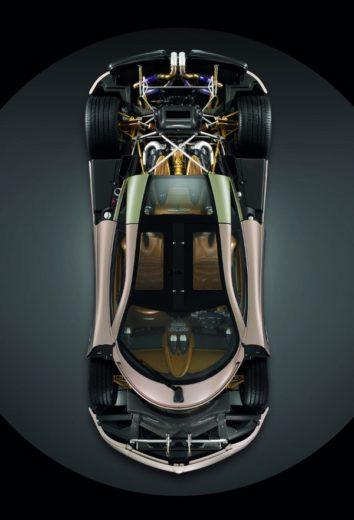 The New Pagani Huayra 7