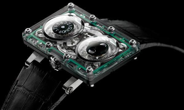 The Stunning MB&F HM2 SV Watch 2