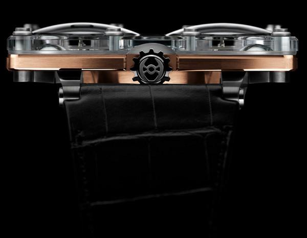 The Stunning MB&F HM2 SV Watch 6