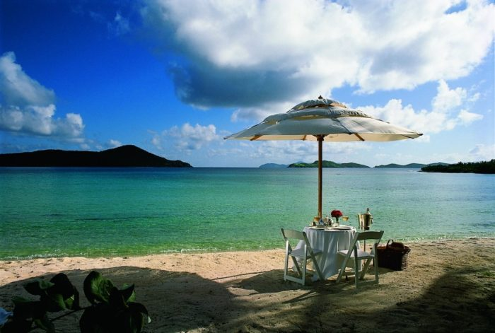 Valentines Luxe Destination Ritz-Carlton St Thomas 12