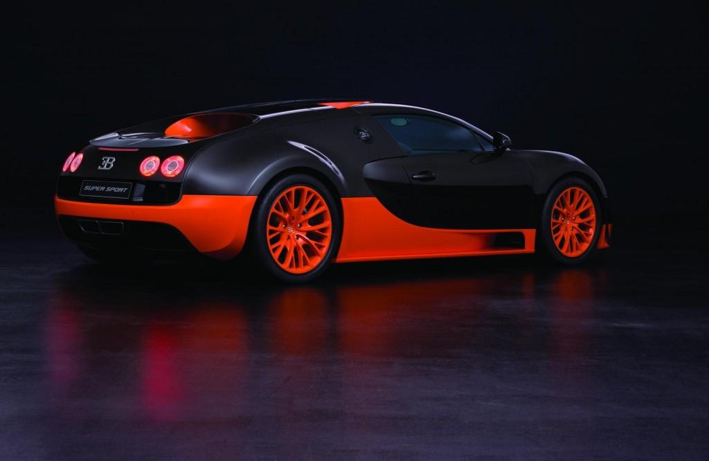 World's Most Expensive Cars - Bugatti Veyron Super Sport 1