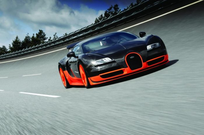 World's Most Expensive Cars - Bugatti Veyron Super Sport 10