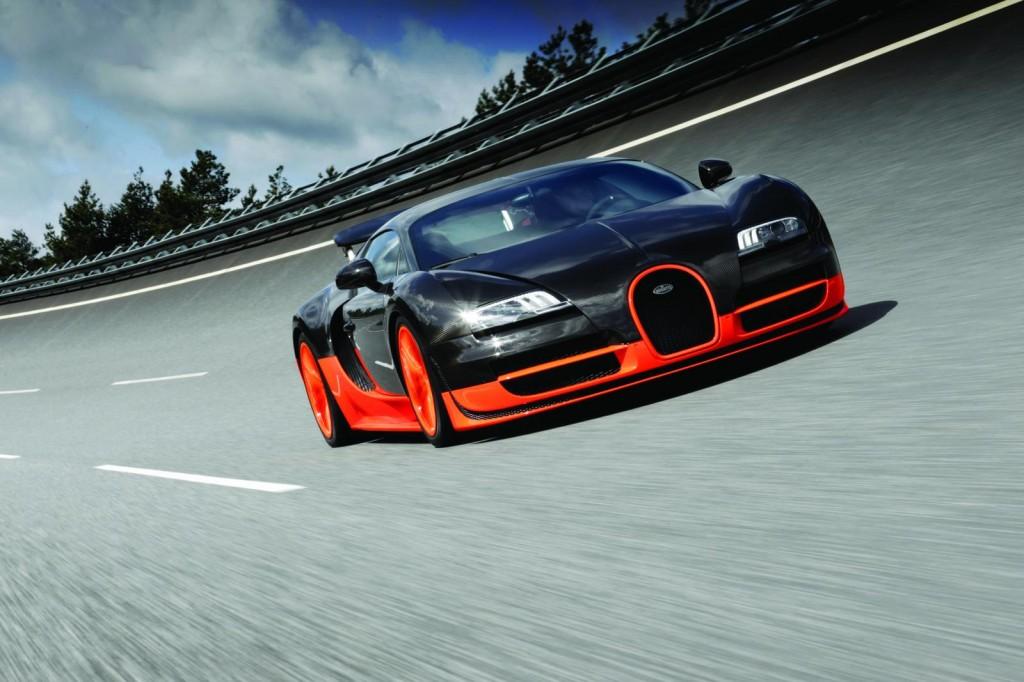 World's Most Expensive Cars - Bugatti Veyron Super Sport 10