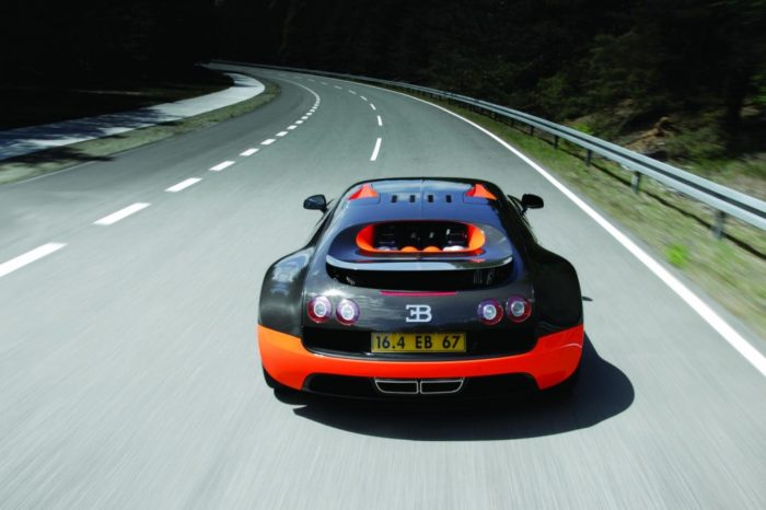 World's Most Expensive Cars - Bugatti Veyron Super Sport 11