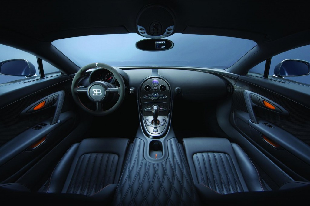 World's Most Expensive Cars - Bugatti Veyron Super Sport 15