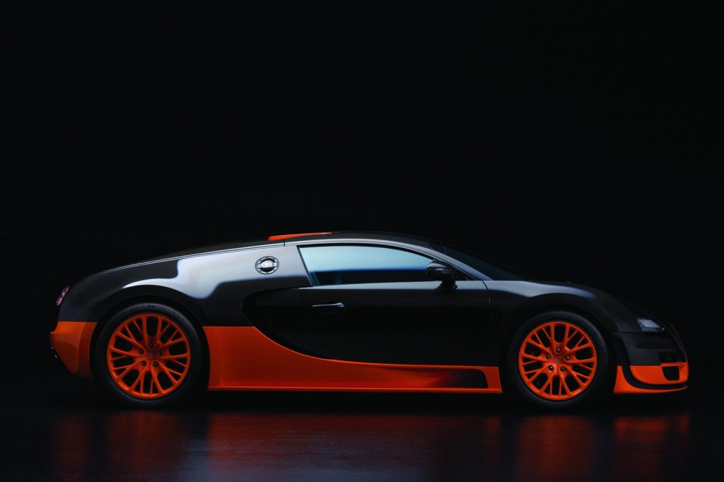World's Most Expensive Cars - Bugatti Veyron Super Sport 2