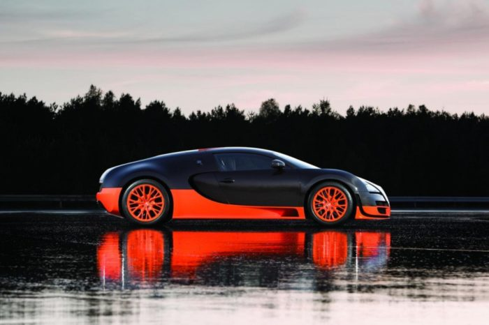 World's Most Expensive Cars - Bugatti Veyron Super Sport 4