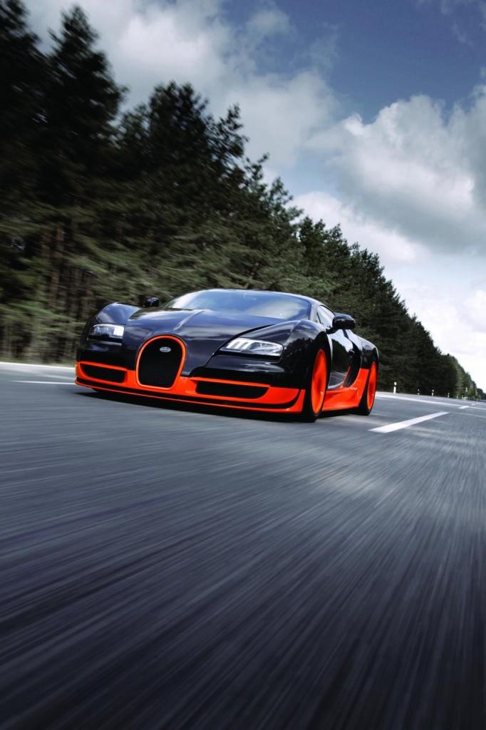 World's Most Expensive Cars - Bugatti Veyron Super Sport 5