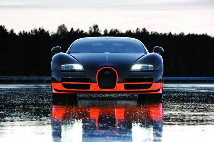 World's Most Expensive Cars - Bugatti Veyron Super Sport 6