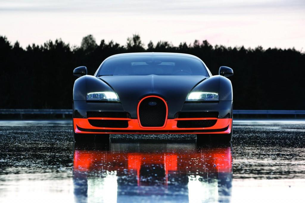 World's Most Expensive Cars - Bugatti Veyron Super Sport 6