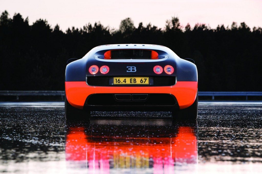 World's Most Expensive Cars - Bugatti Veyron Super Sport 7