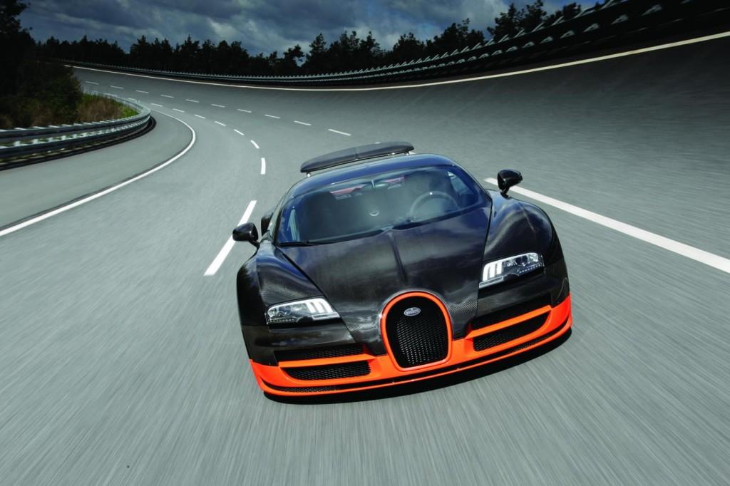 World's Most Expensive Cars - Bugatti Veyron Super Sport 8