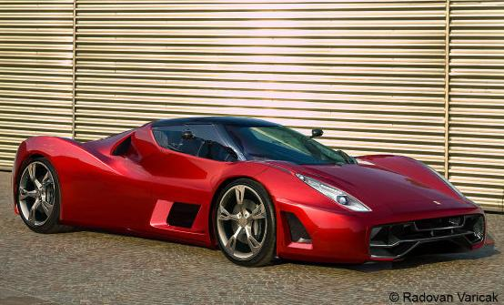 World's Most Expensive Cars - Ferrari F70 2