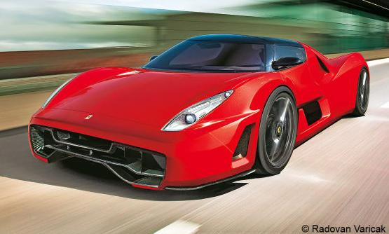 World's Most Expensive Cars - Ferrari F70