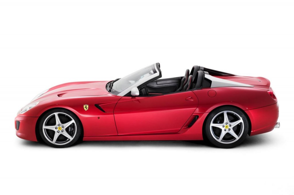 World's Most Expensive Cars - Ferrari SA Aperta 1