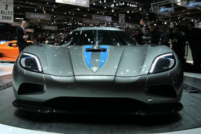 World's Most Expensive Cars - Koenigsegg Agera 2