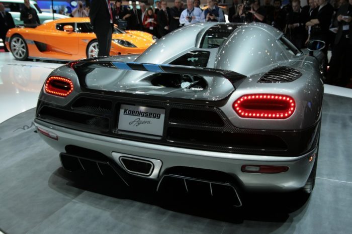 World's Most Expensive Cars - Koenigsegg Agera 3