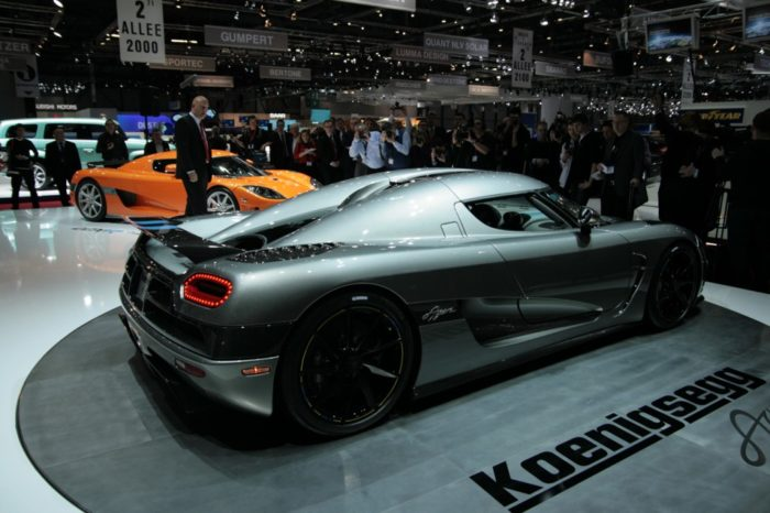 World's Most Expensive Cars - Koenigsegg Agera 4