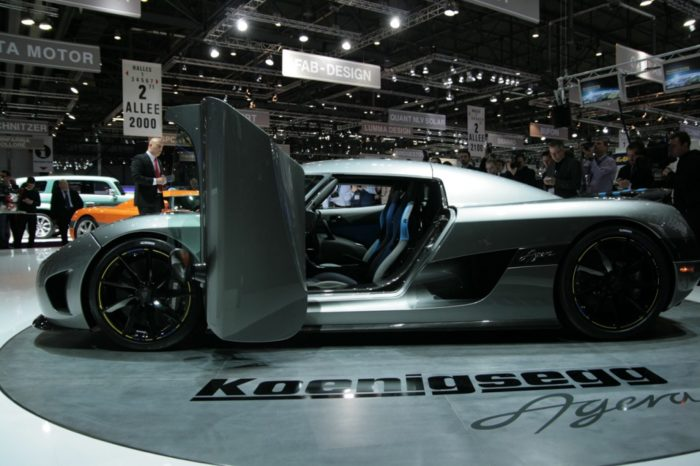 World's Most Expensive Cars - Koenigsegg Agera 6