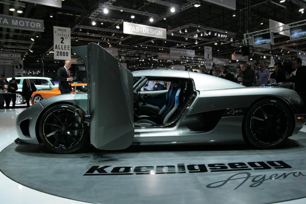 World's Most Expensive Cars - Koenigsegg Agera 6