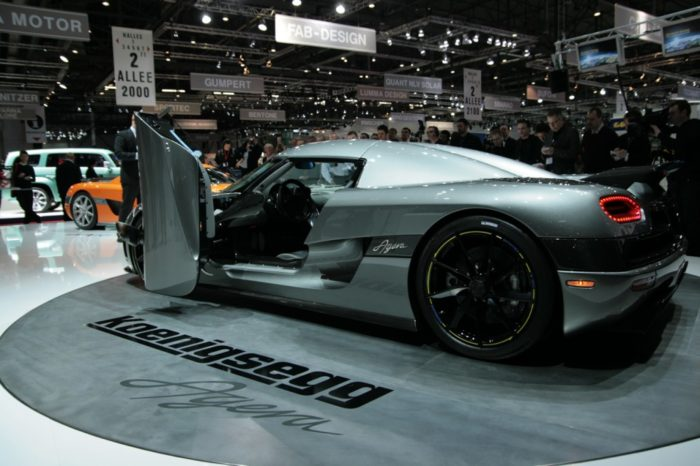 World's Most Expensive Cars - Koenigsegg Agera 7