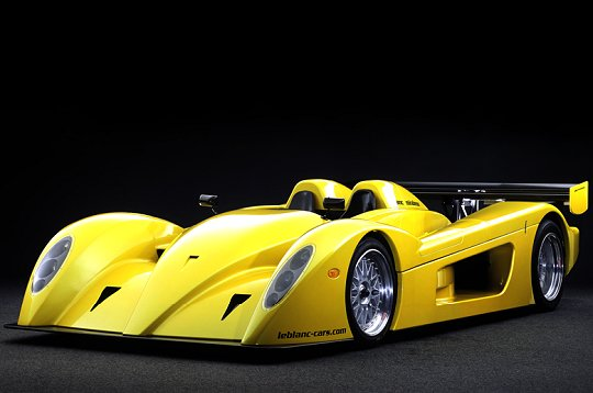 World's Most Expensive Cars - LeBlanc Mirabeau