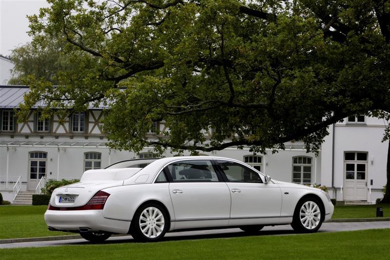 World's Most Expensive Cars - Maybach Landaulet 2