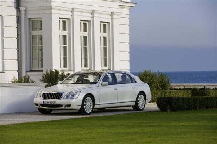 World's Most Expensive Cars - Maybach Landaulet 4